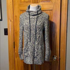 LL Bean women's signature funnel neck sweater